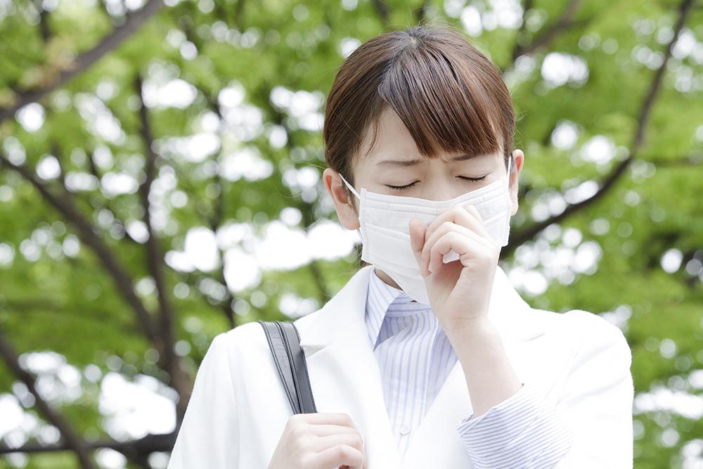 花粉症の鍼灸治療